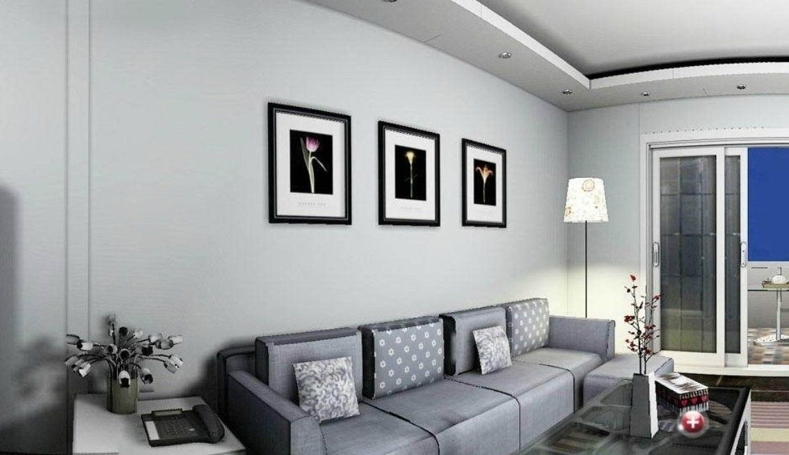 Image of: Living Room Wall Decor Ideas Apartment
