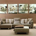 Living Room Wall Decor Ideas Modern