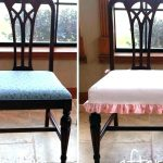 Make Easy Dining Room Chair Covers