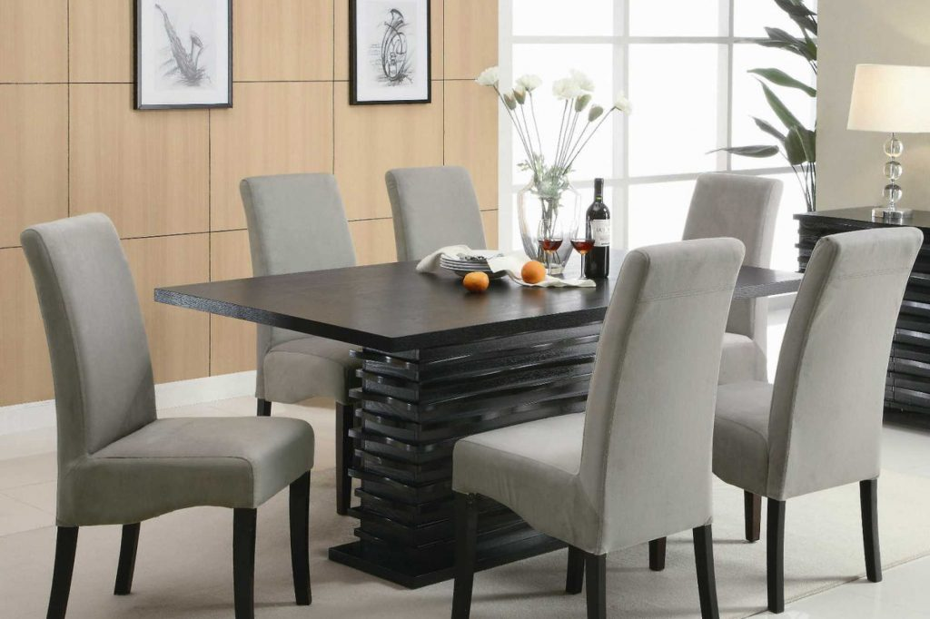 Image of: Modern Dining Room Sets Rooms To Go