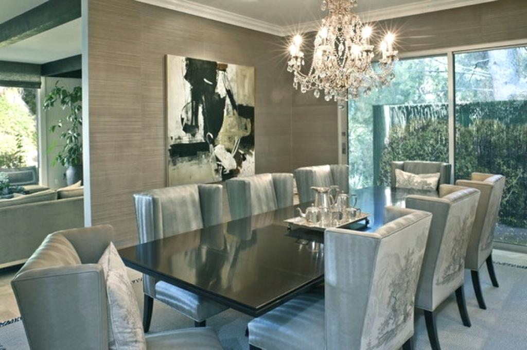 Modern And Contemporary Dining Room Sets