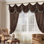 Neutral Living Room Curtain Ideas