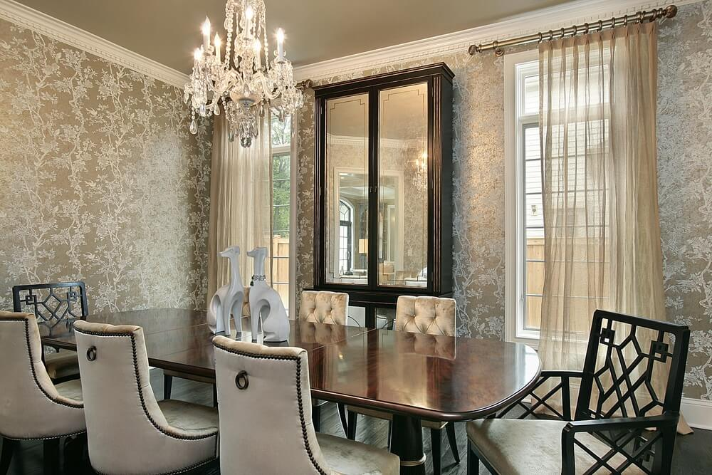 Image of: Painting a Dining Room Ideas