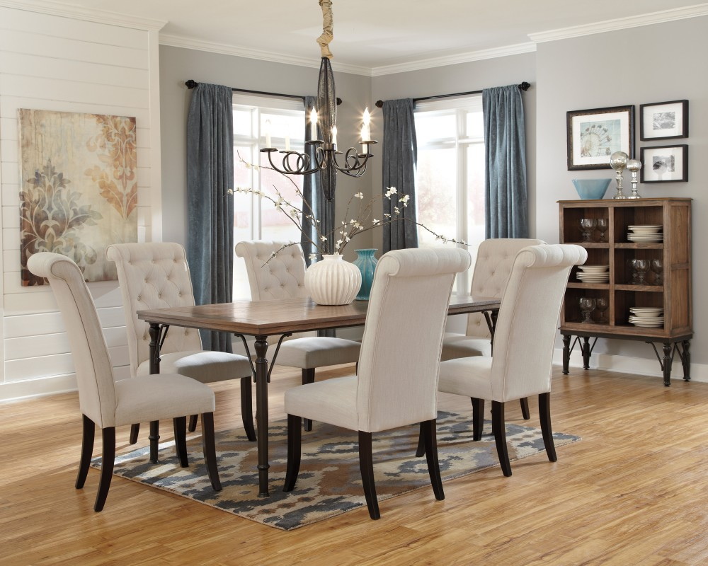 Painting A Dining Room Table And Chairs