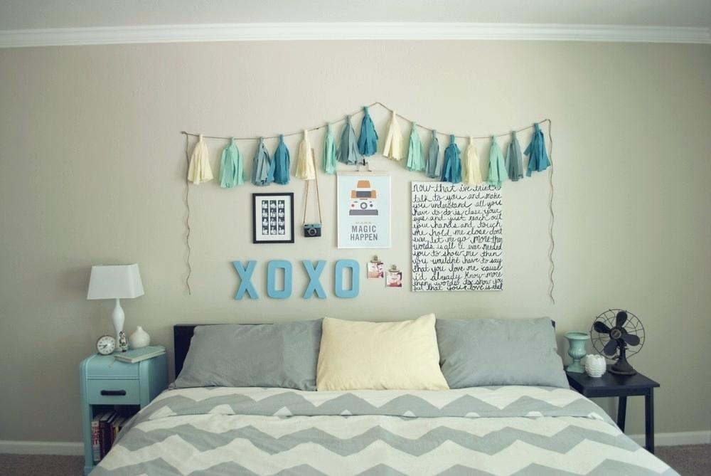 Pictures Of Bedroom Wall Decor