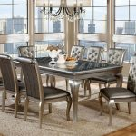 Pictures Of Modern Dining Room Sets