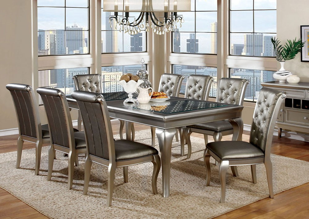 Image of: Pictures of Modern Dining Room Sets