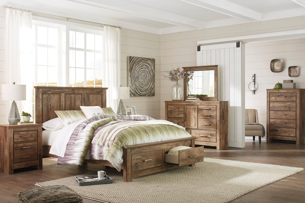 Image of: Queen Bedroom Sets Clearance
