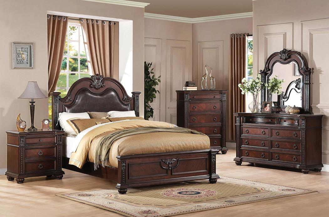 Image of: Queen Bedroom Sets at Rooms to Go