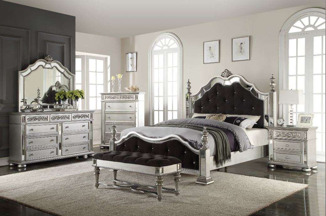 Image of: Queen Bedroom Sets for Cheap