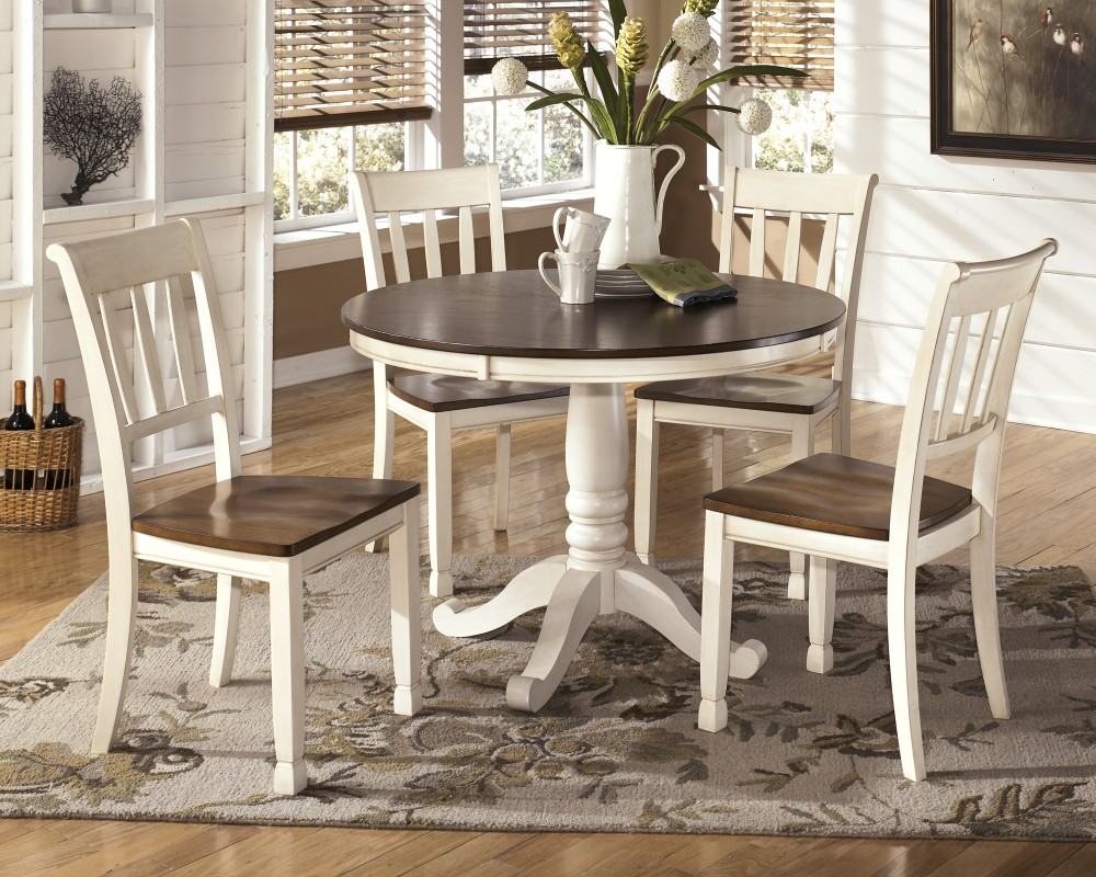 Round Dining Room Tables Contemporary