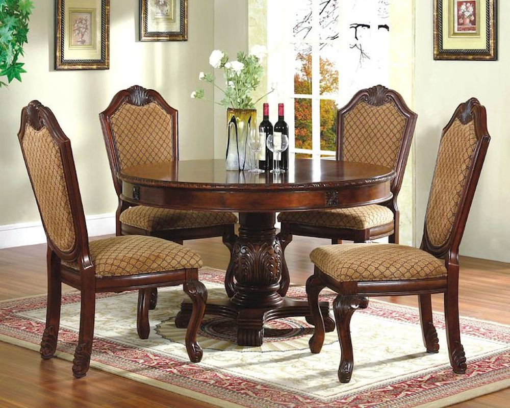 Round Dining Room Tables Sets