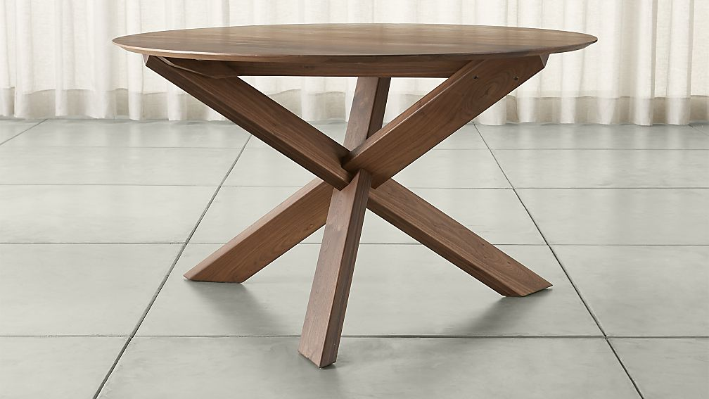 Round Dining Room Tables That Expand