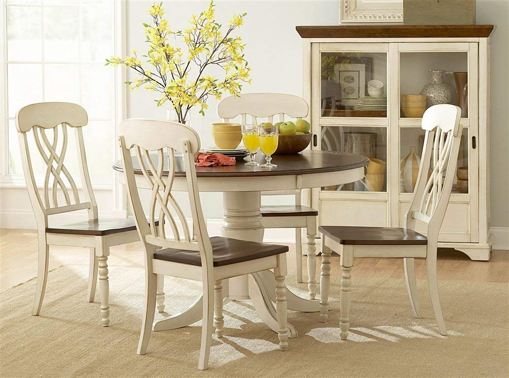 Steps To Renew Round Dining Room Tables