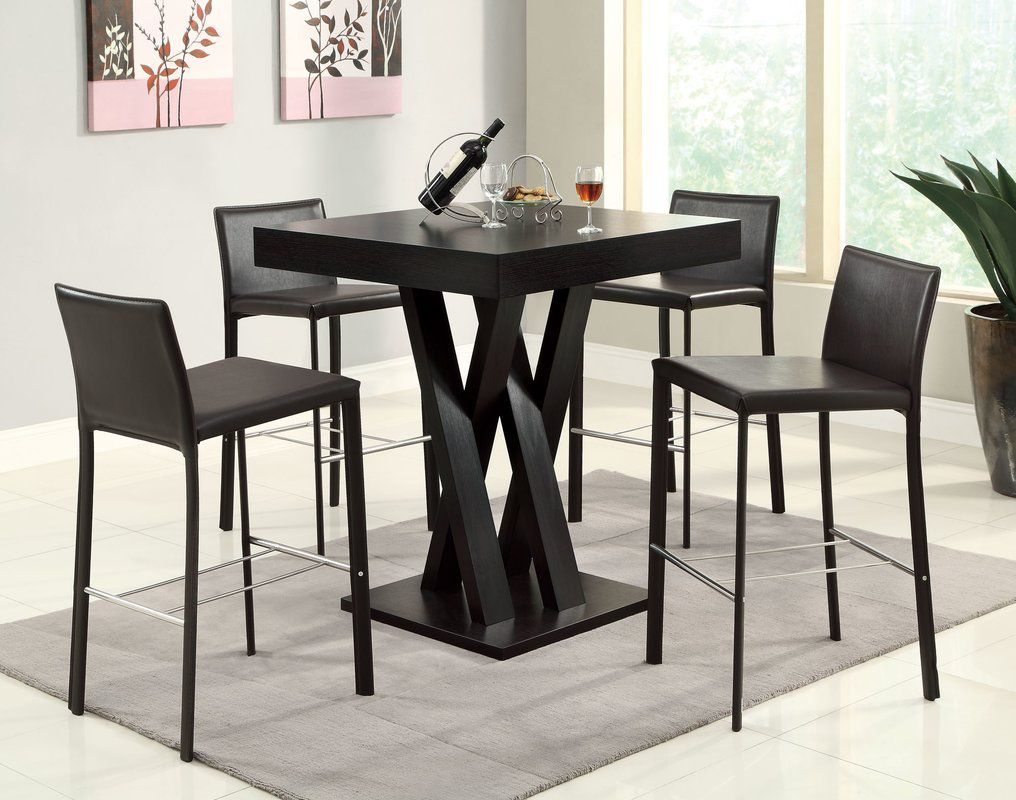 Image of: Small Dining Room Sets Modern