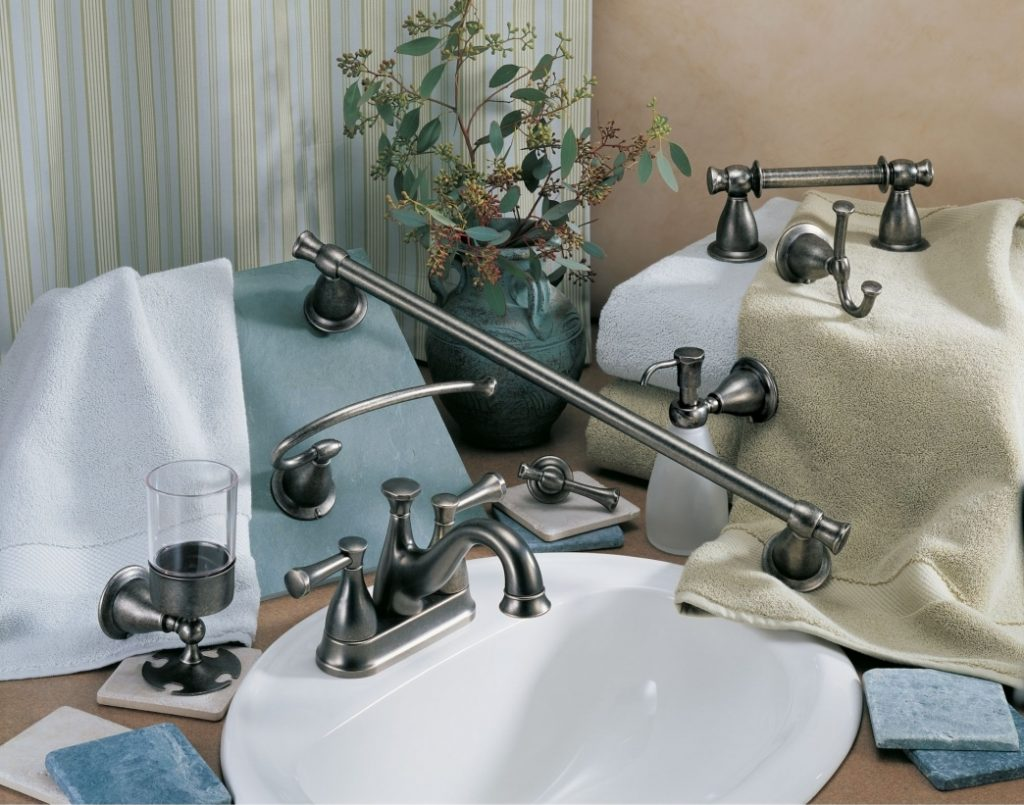 How To Update The Bathroom Accessories