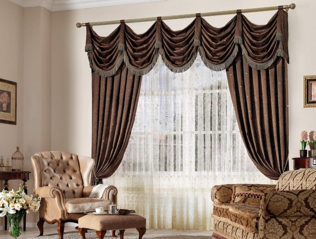 Image of: The Best Living Room Curtains