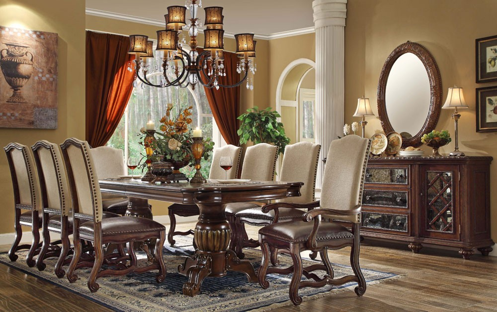 Image of: The Dump Formal Dining Room Sets