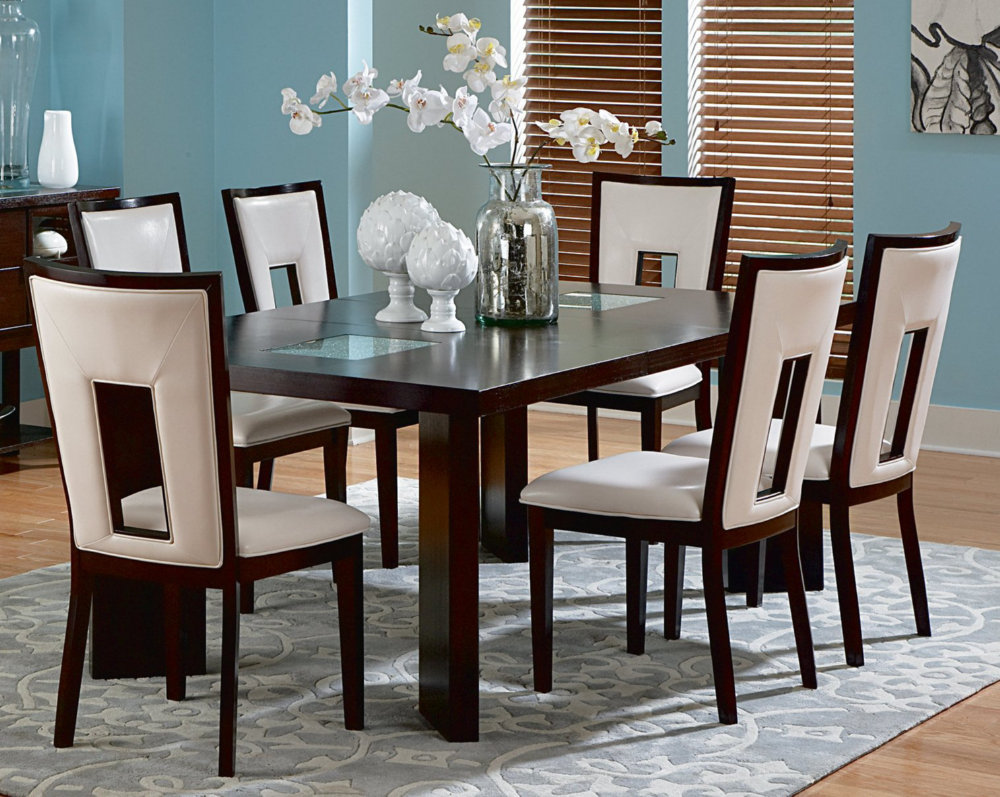 Mix Style Of Dining Room Table And Chairs — Jackie Home Ideas