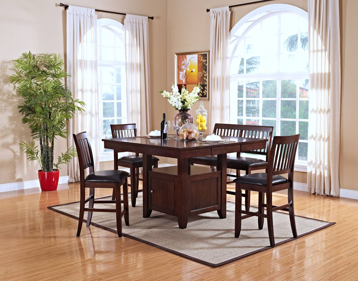 Arrange Kitchen And Dining Room Tables