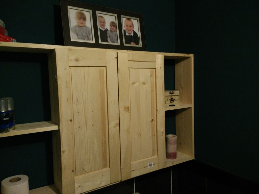 Used Bathroom Wall Cabinets For Sale