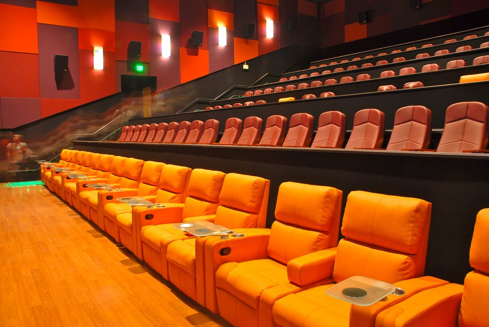 Image of: What Is Living Room Theaters Portland