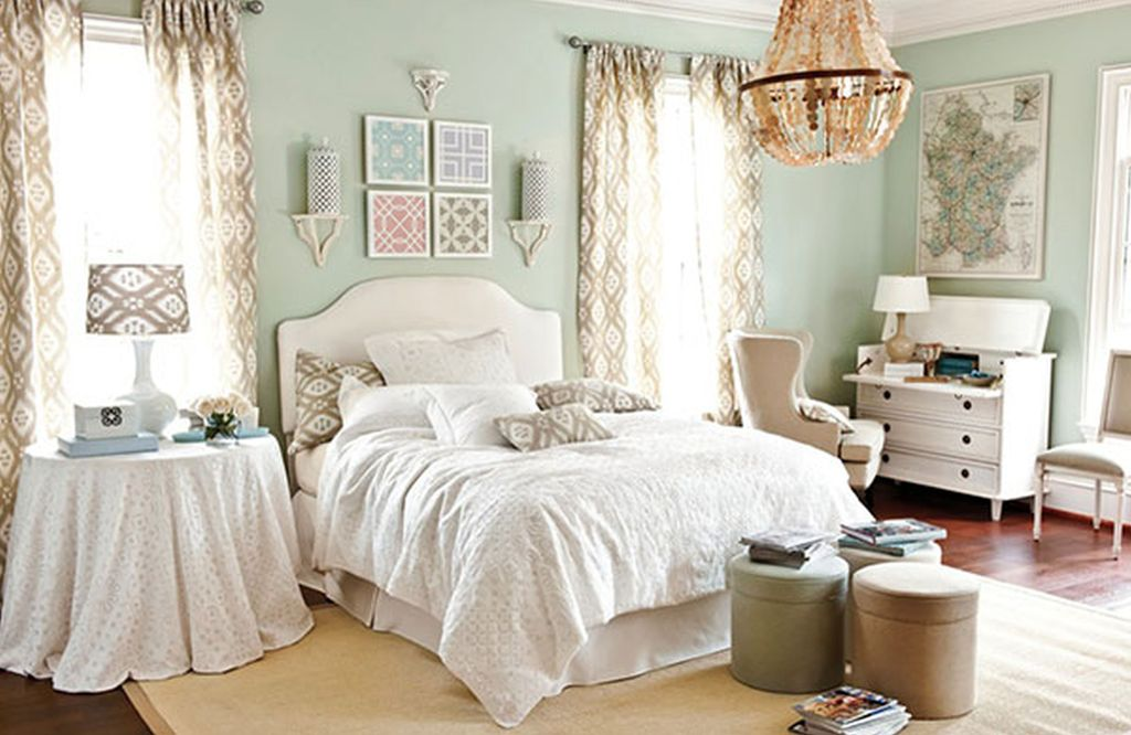 Image of: Bedroom Ideas for Women Color