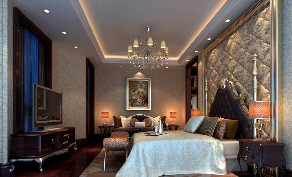 Bedroom In French Style